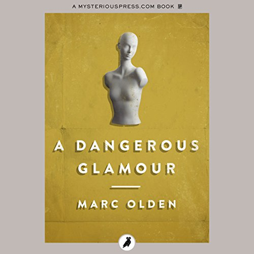 A Dangerous Glamour audiobook cover art