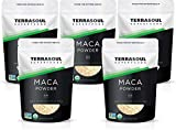 Terrasoul Superfoods Organic Raw Maca Powder, 5 Lbs - Premium Quality | Supports Increased Stamina & Energy