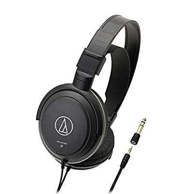 Audio-Technica ATH-AVC200 Closed Back Dynamic Headphones
