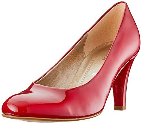 Gabor Shoes Damen Basic Pumps, Rot (Cherry (+Absatz) 75), 37 EU