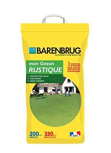 Mon Gazon rustique - Barenbrug - 5 kg