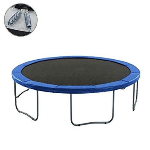 XYXH Small Trampoline for Kids Indoor, Portable Fitness Trampoline, Fitness Rebounder Trampoline, Easy To Assemble, Folding, for Kids Adults Home Cardio Exercise