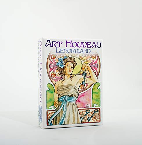 Art nouveau Lenormand. Con 36 carte (Tarot)