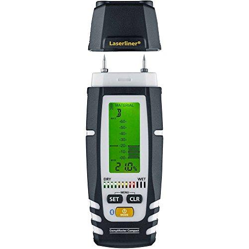 Laserliner DampMaster Compact Plus Material-Feuchtigkeitsgerät