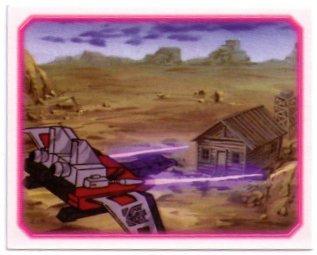 Transformers G1 Laserbeak CardsInc. D35 adesivo