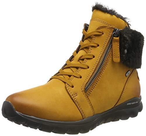 Gabor Shoes Rollingsoft, Botines Mujer, Marrón (Curry (Mel.) 31), 39 EU