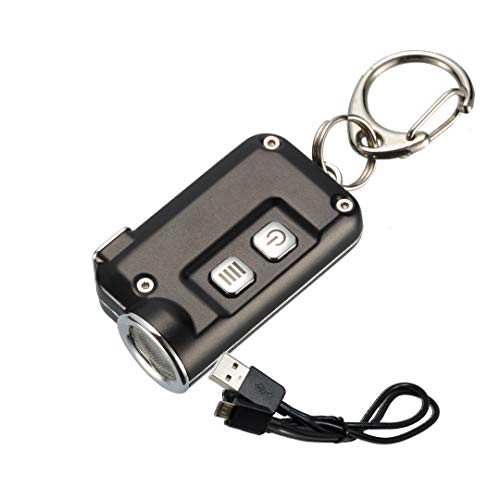 Best Keychain Flashlights: Nitecore TINI