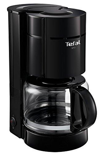 Tefal Uno CM1218 koffiezetapparaat (1,1 liter) zwart