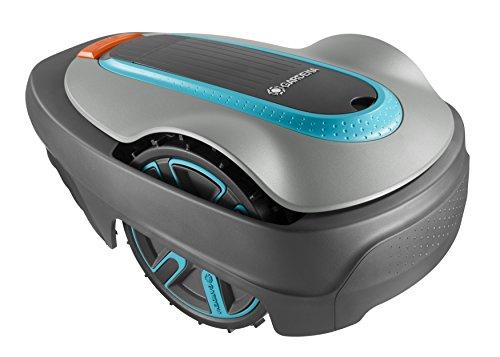 GARDENA SILENO city 300: Robot tondeuse surf. tonte jusq. 3
