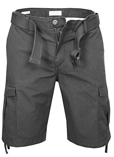 JACK & JONES Preston, pantaloncini da uomo anthrazit S