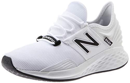 New Balance Men's, Fresh Foam Roav Running Shoe White 11 D thumbnail