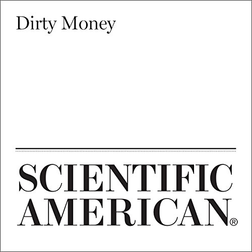 Dirty Money audiobook cover art