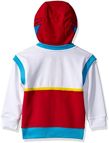 4T Nickelodeon Toddler Boys Paw Patrol Ryder Multi Costume Hoodie 3T 2T 5