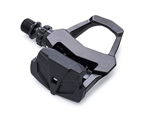BW USA Watt 10 Clipless Road Bike Pedals – Includes SPDSL Compatible Cleats