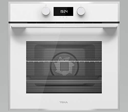 TEKA HLB 840 P Einbau-Backofen mit Pyrolyse, Energieklasse A+ , 59,5cm, 70 l, in Weiß, inkl. Selbstreinigungsfunktion