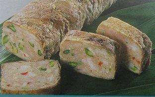 牛 カルビ 包み 焼 1本 約580g 冷凍 テリーヌ オードブル 鶏肉 ぎゅうかるび