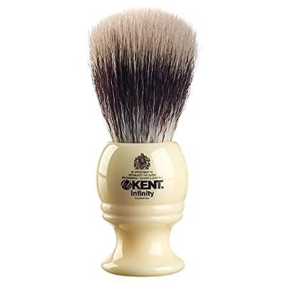 Kent Infinity Synthetic Shaving Brush