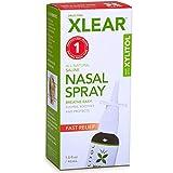 Xlear Nasal Spray for Sinus Relief 1.5 fl oz (6 Pack)