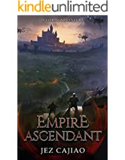 Empire Ascendant: A LitRPG Adventure (UnderVerse Book 6)