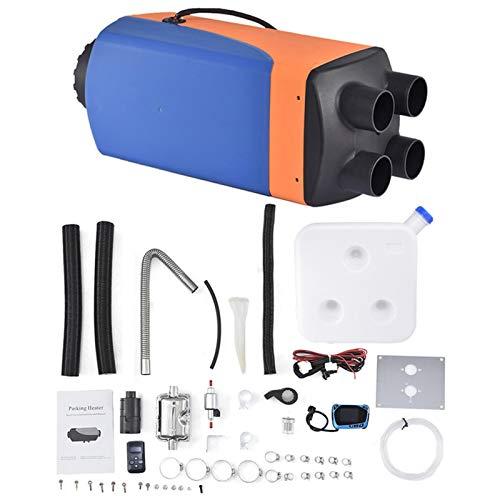 Calentador de aire diésel para coche, 5 kW, calentador de estacionar diésel, calentador de aire acondicionado automotriz con...