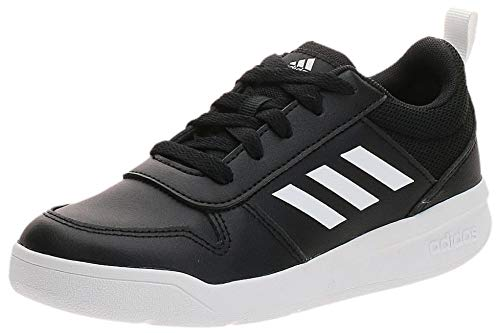 adidas Tensaur K, Zapatillas de Running Unisex niños, Noir Blanc Noir, 32 EU