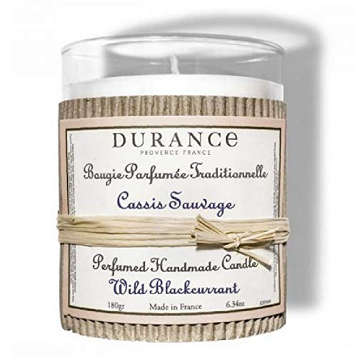 udc Durance - Vela perfumada (aroma de casis salvaje)