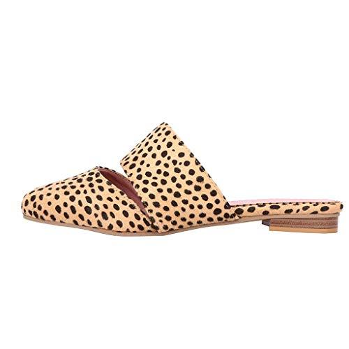 Sylar Zapatillas de Estar en casa Mujer,Zapatillas de casa de algodón de Talla Grande para otoño e Invierno, Zapatos cómodos Antideslizantes