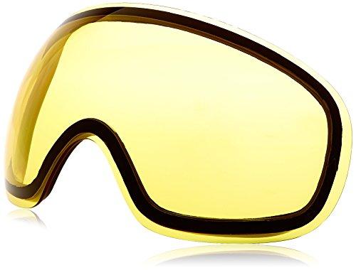 Elektrische EG3Objektiv Skibrille Einheitsgröße gelb