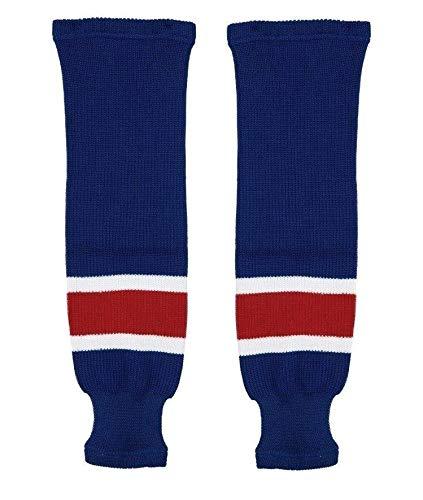 Warrior NHL Rangers Junior Royal Eishockey Stutzen