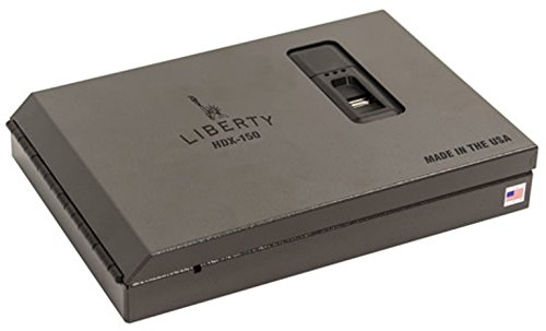 Liberty Safe - Biometric Smart Handgun Vault, Large HDX-250