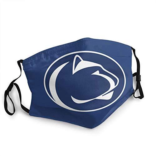 Penn State Nittany Lions Gesichtsschutz Bandana Schal Wiederverwendbarer Schutz