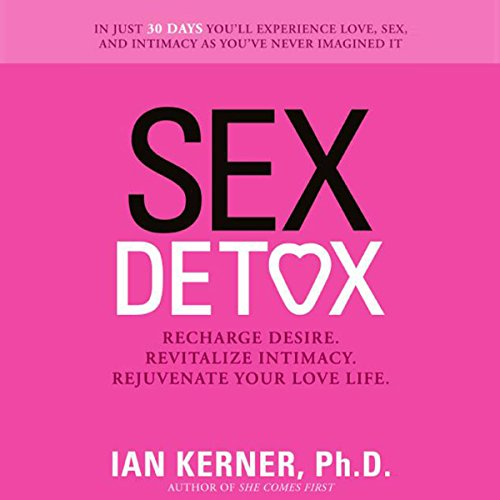 Sex Detox audiobook cover art