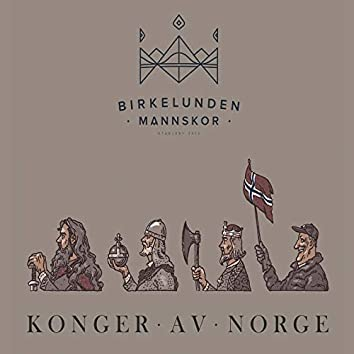 Konger av Norge