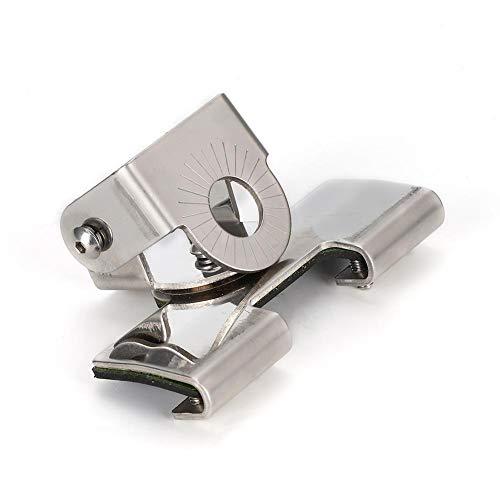 ASHATA bevestigingsclip, bevestigingsclip voor autoradioantenne, achterklep hatchbackhouder, hoge sterkte, goede stabiliteit en duurzaamheid