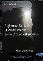 Argimusco Decoded: Quod Est Inferius, Est Sicut Quod Est Superius