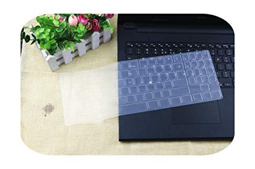 Ultradünne Tastaturhülle für Lenovo Legion Y720 Y530 Y520 15 Y520 15Ikb R720 15Ikb R720 15Ikb R720 15Ikb Gaming-Laptop transparent