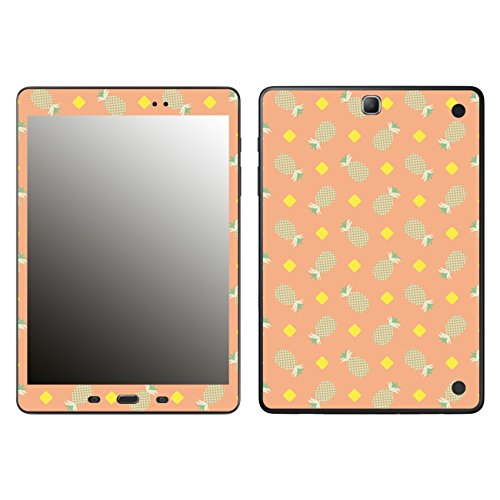 'Disagu SF 106397_ 1142Protective Skins Case Cover For Samsung Galaxy Tab A T550–Pineapple 04klar