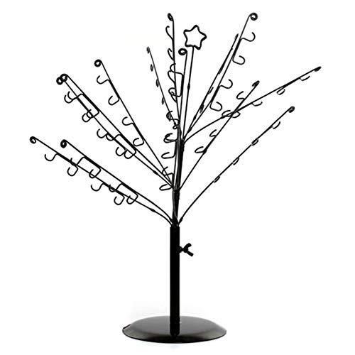 Jiacheng29 Soporte para Joyas, Pendientes, Collares, Pulseras, Organizador, Soporte Expositor, árbol, Joyas, Colgantes, Torre