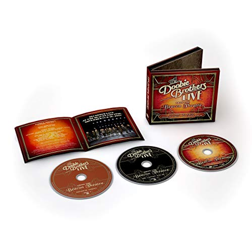 Live From The Beacon Theatre (2CD/1DVD)