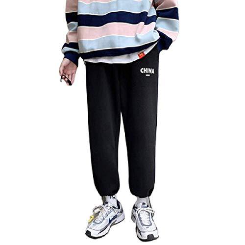 HerrenhoseLoose Trend Casual Sporthose Große Größe Plus Samt Lange verstellbare Knöchelöffnungshose