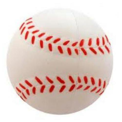 Softee 0010805 – Baseball, Farbe: weiß, Größe: L
