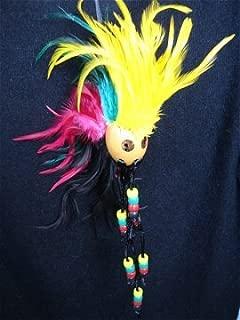 Hawaiian Reggae Ikaika Warrior Helmet