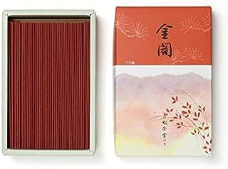 SHOYEIDO Golden Pavilion Incense 450 sticks - Kin-kaku