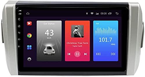 Navegación GPS para Toyota INNOVA 2016 (péptido Izquierdo) SWC 4G WiFi BT Sistema DE LA Unidad DE LA Cabeza INTERPRADA CARPLAY CARPLAY Sat Norma
