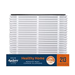 BUY WITH CONFIDENCE This genuine Aprilaire replacement air filter was designed and manufactured in the U.S.A. by Aprilaire – the leader in indoor air quality solutions, to optimize the performance of your Aprilaire Air Purifier Model: 1210, 1620, 221...