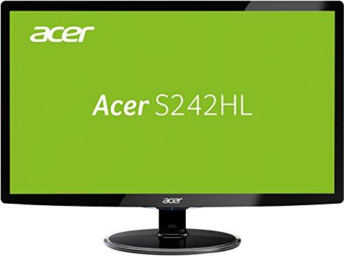 Acer S242HLDBID Monitor