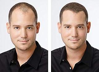 الياف توبيك - لحل مشاكل الشعر اللون بني متوسط