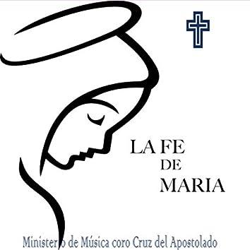 La fe de María live