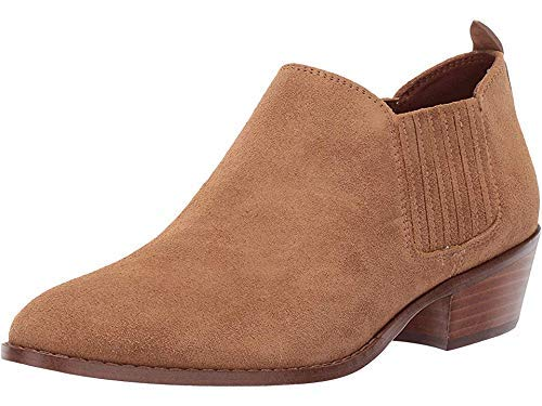 COACH Womens Devin Pointed Toe Ankle Fashion Boots