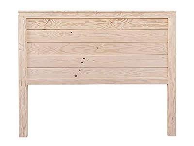 materiales: madera maciza de pino insigni medidas: 160x120x3 (ancho alto grueso) acabado: crudo sin pintar fabricación artesanal.